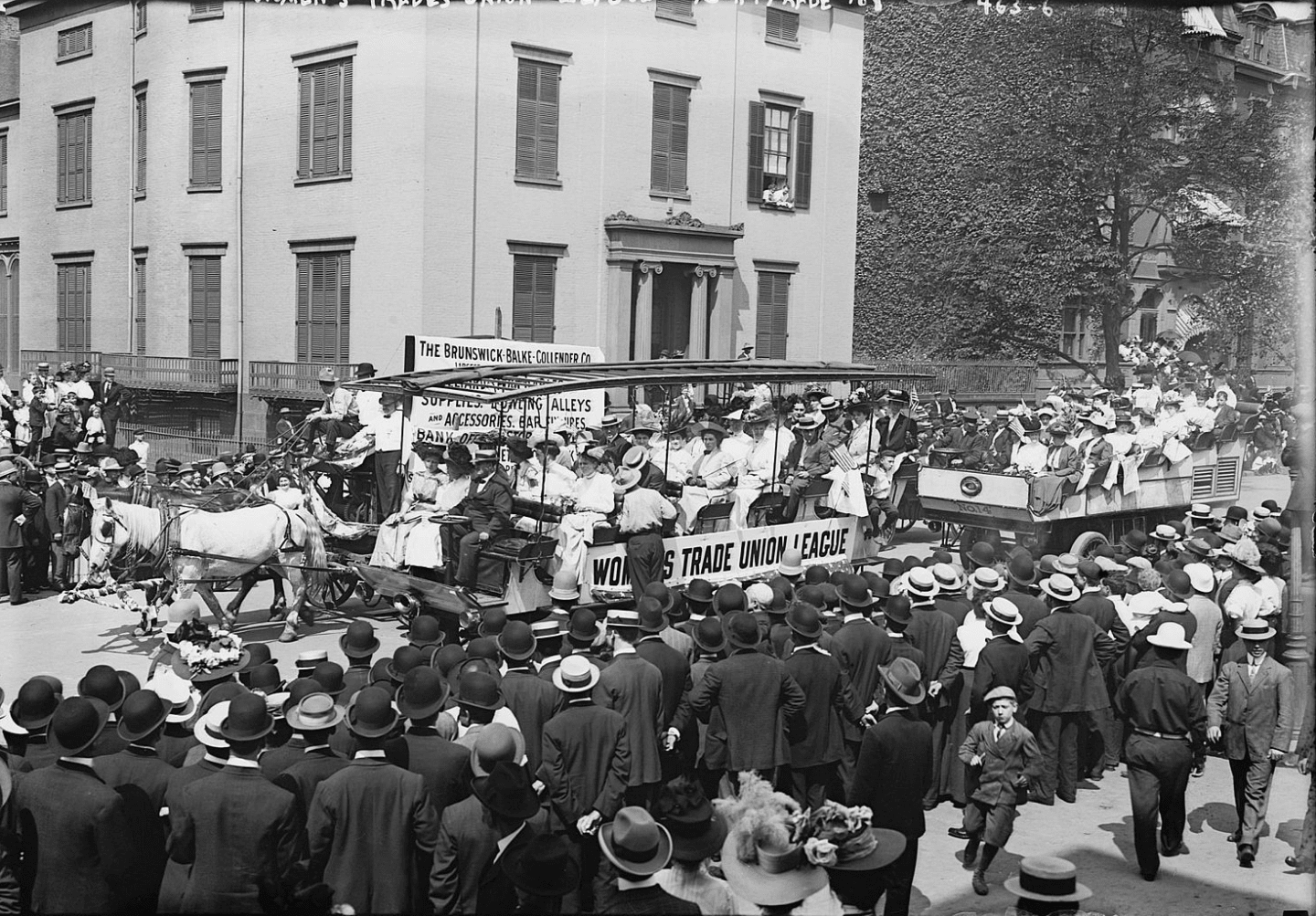 The History of Labor Day in the United States - Countable