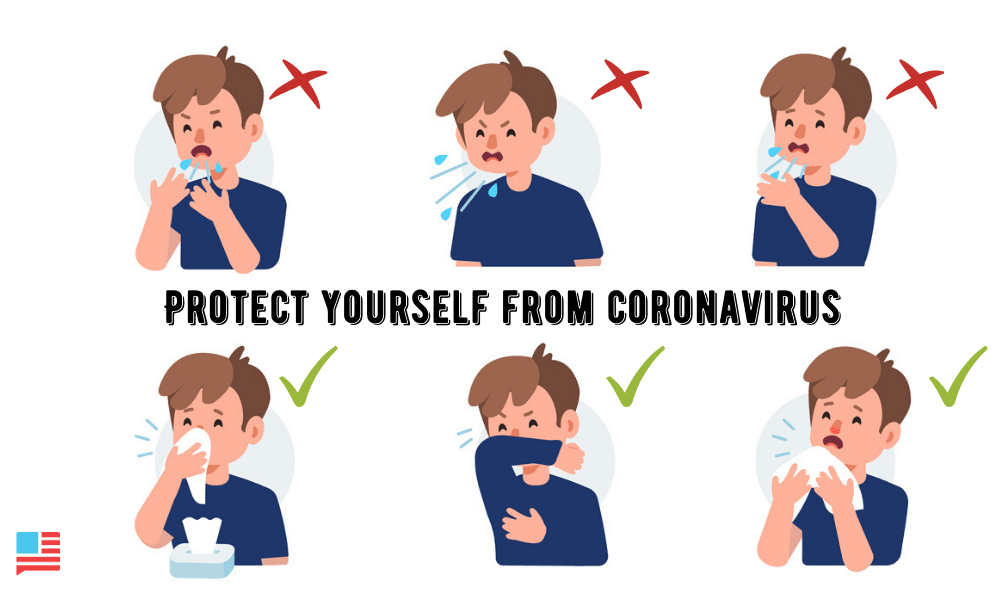 Coughing & Sneezing - The Right Way - Your Local Impact