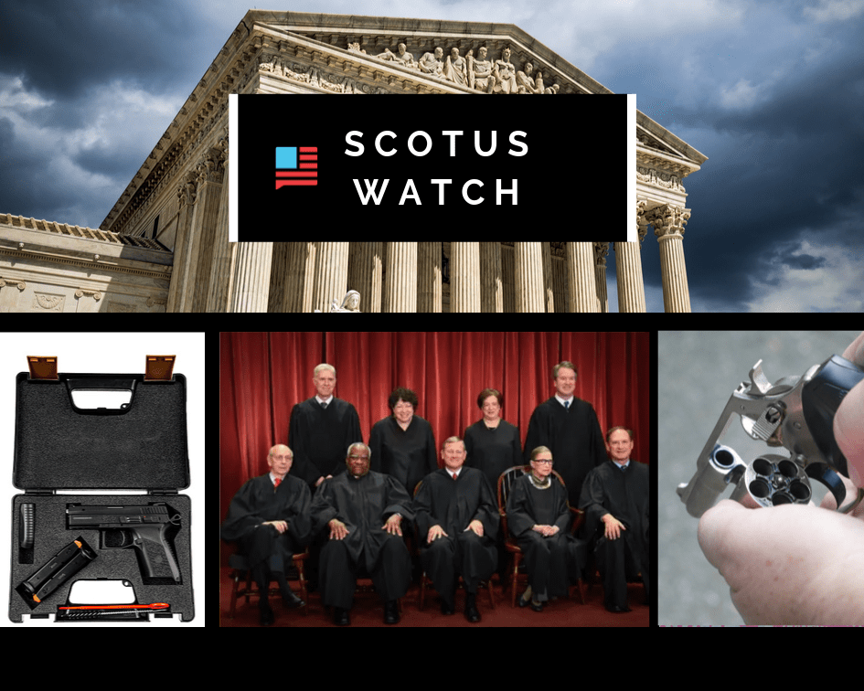 SCOTUS WATCH
