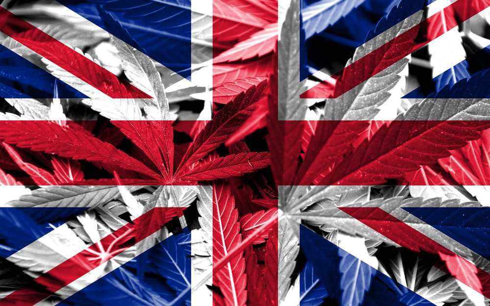 is marijuana legal in the uk for medical reasons