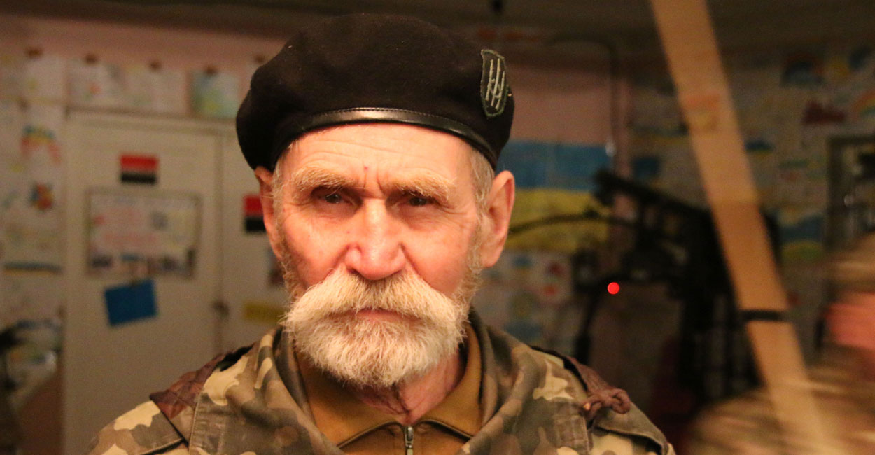 2ddec107 Harder for Me to Live Under the USSR Than to Be in the War': Old ...