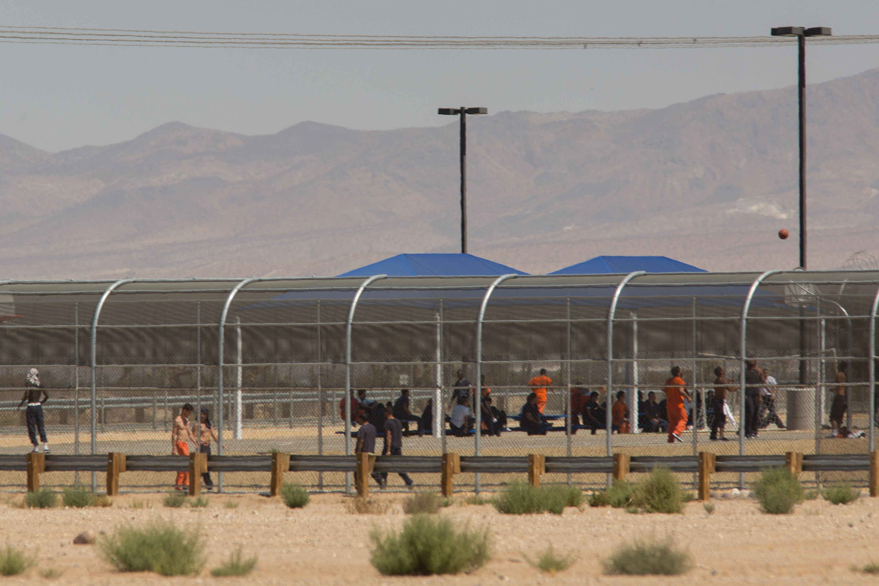 Inspector Paints A Rosy Picture Of Migrant Detention Centers